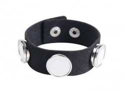 Fashion Noosa Bracelet(Black)
