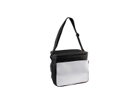Large Insulated Lunch Bag(Black)