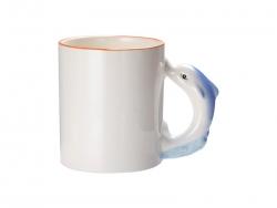 11oz Animal Mugs-Dolphin