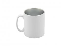 10oz Inner Sparkle mug (Silver)