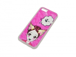 UV Printing Rubber iPhone 6 Cover