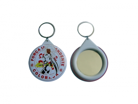 58mm Key Ring Buttons
