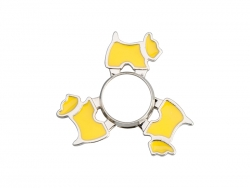Fidget Spinner(Dog, Yellow)