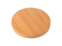 Round Bamboo Coaster (9.5cm)