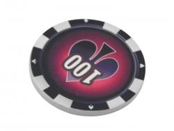 43mm Poker Chip