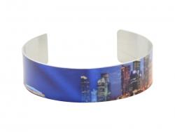 Aluminum Bracelet(1.9*16.9cm)