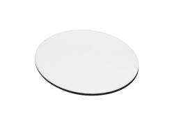 Oval Hardboard Fridge Magnet (6.5*9*0.3cm)