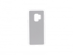 Samsung Galaxy S9 Cover (Plastic, Clear)