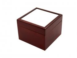 Jewelry Box(4*4, Brown)