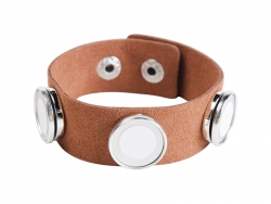 Fashion Noosa Bracelet(Brown)