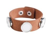 Fashion Noosa Bracelet(Brown)