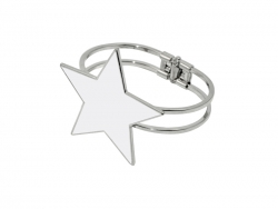 Sublimation Bracelet (Star)