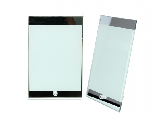 Marco Cristal 03 con borde de espejo - Best Sublimation Expert ...