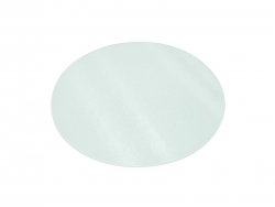 20cm Glass Cutting Board (Round)