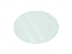 20cm Glass Cutting Board (Round)