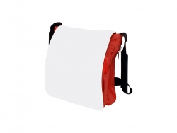 Middle Shoulder Bag-Red (MOQ:200)
