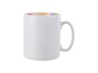 10oz Motto Mug (Merry Christmas)