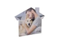 Acrylic Frame (25*30*1.5cm, House)