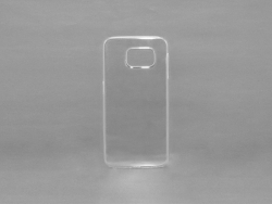 3D Samsung Galaxy S6 Cover(Coated, Clear Glossy)