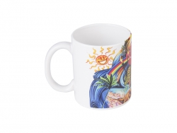 11oz/330ml UV White Photo Mug -Grade A