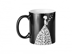 11oz Engraving Color Changing Mug (Goddess)