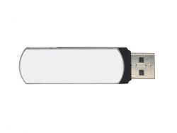 8G Metal Sublimation USB