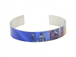 Aluminum Bracelet(1.2*16.9cm)