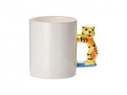 11oz Animal Mugs-Tiger