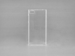 3D Huawei P8 Lite Cover(Coated, Clear Glossy)