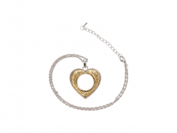 Fashion Noosa Necklace(Heart)