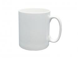 10oz Classic White Ceramic Mug JS Coating
