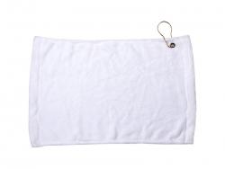 28*43cm Golf Towel w/ Grommet(11 in.x17 in.)