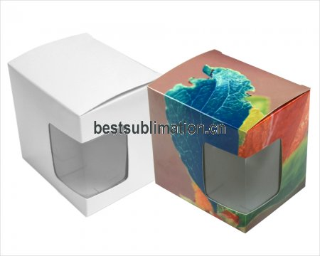 White Mug Boxes and Cardboard Puzzles from BestSub ...
