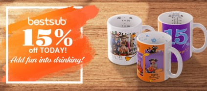 15% off TODAY Add fun into drinking