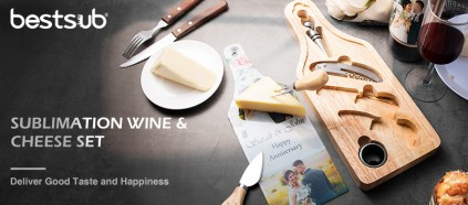 Any Wine & Cheese Lovers? Here is Your Must-have!