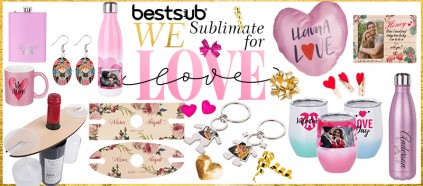 We Sublimate for Lovers and the Day of Love!