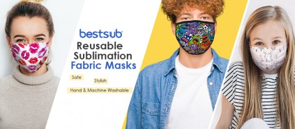 We add more sublimation masks! Click in to find what you need!