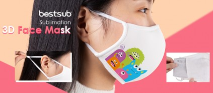 Why not choose a 3D face mask that best fit your face?