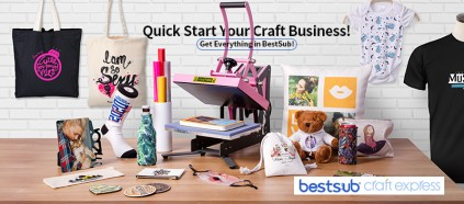 Quick Start Your Craft Business! Get Everything in BestSub!