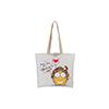 Canvas Tote Bag(White)