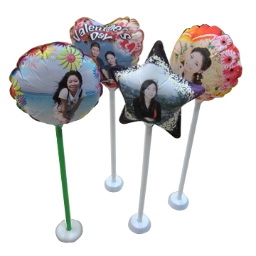 28cm Photo Balloons Bestsub Sublimation Blanks