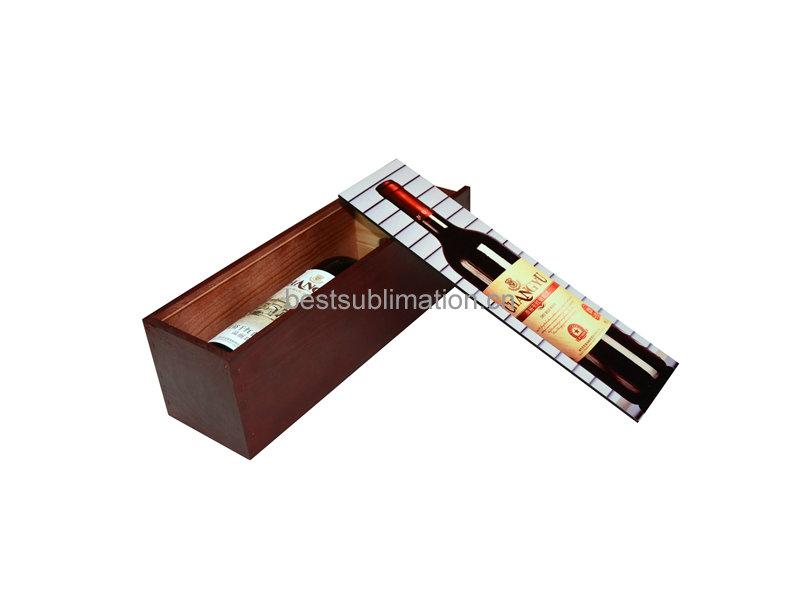 Wooden wine case Drawer Wooden Wine Case Clubtexasinfo Bestsub Sublimation Blankssublimation Mugsheat Pressengraving