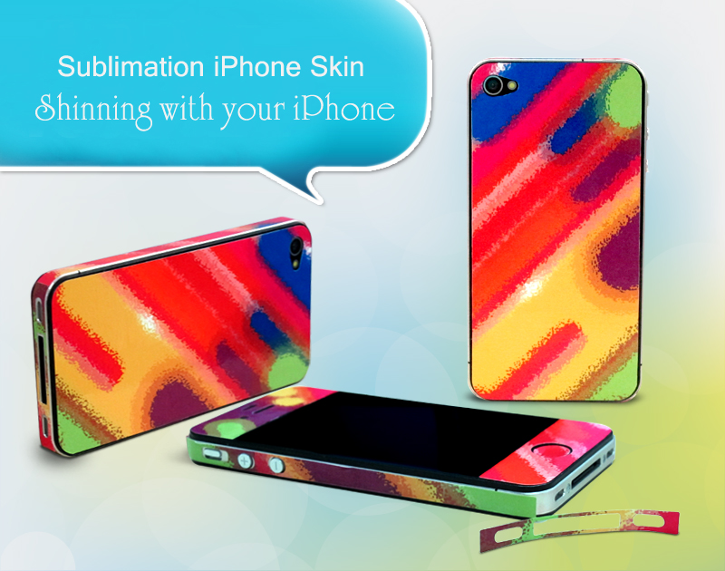 Personalized iPhone Skin banner
