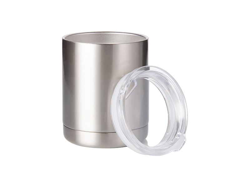 10oz 300ml Stainless Steel Lowball Bestsub Sublimation