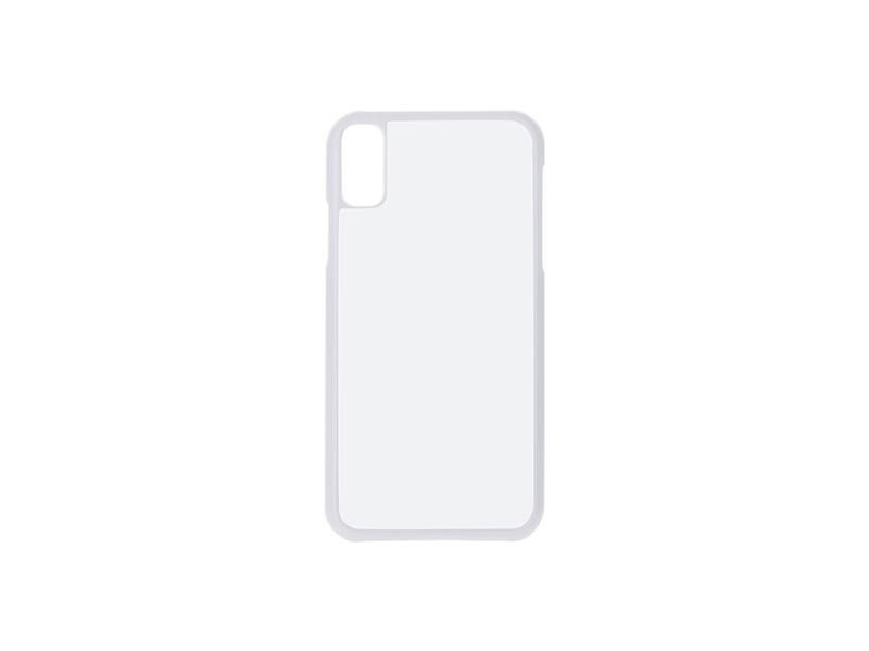 Iphone Xr Cover Plastic White Bestsub Sublimation