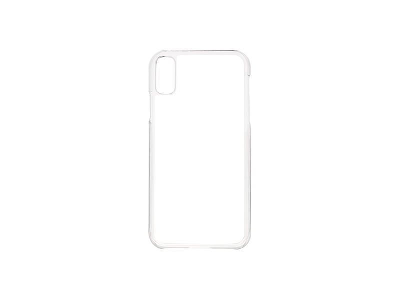 Iphone Xr Cover Plastic Clear Bestsub Sublimation