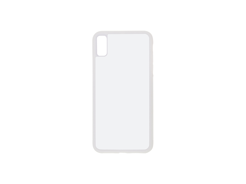 Iphone Xr Cover Rubber White Bestsub Sublimation