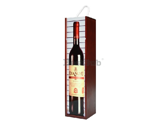 Wooden Wine Case Bestsub Sublimation Blanks