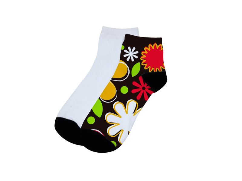 22cm Women Sublimation Ankles Socks Bestsub