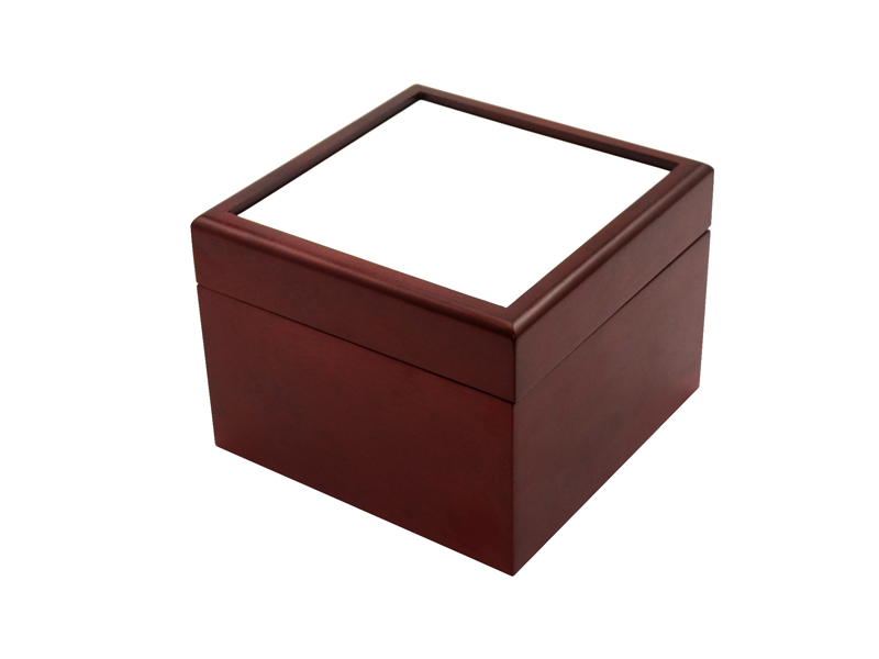 Jewelry Box 4 4 Brown Bestsub Sublimation Blanks